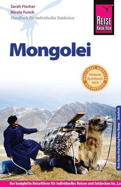 Reise Know-How Mongolei von Fischer,  Sarah, Funck,  Nicole