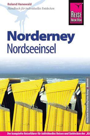 Reise Know-How Norderney von Hanewald,  Roland
