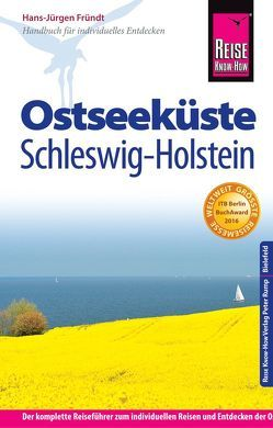Reise Know-How Ostseeküste Schleswig-Holstein von Fründt,  Hans-Jürgen