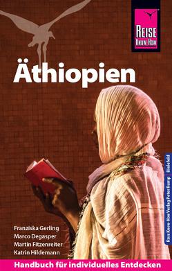 Reise Know-How Reiseführer Äthiopien von Fitzenreiter,  Martin, Hildemann,  Katrin