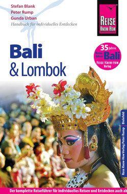 Reise Know-How Reiseführer Bali und Lombok von Blank,  Stefan, Rump,  Peter, Urban,  Gunda