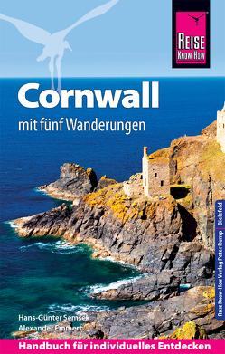 Reise Know-How Reiseführer Cornwall mit fünf Wanderungen von Emmert,  Alexander, Semsek,  Hans Günter