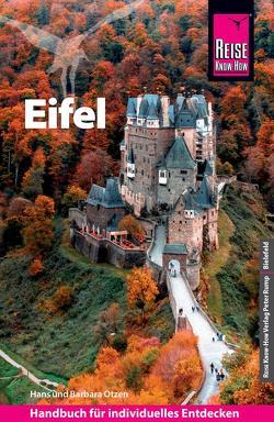 Reise Know-How Reiseführer Eifel von Otzen,  Barbara, Otzen,  Hans