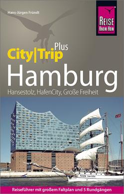 Reise Know-How Reiseführer Hamburg (CityTrip PLUS) von Fründt,  Hans-Jürgen