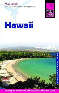 Reise Know-How Reiseführer Hawaii von Vollmer,  Alfred