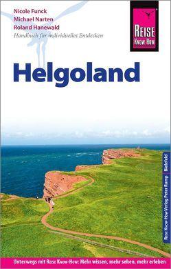 Reise Know-How Reiseführer Helgoland von Funck,  Nicole, Hanewald,  Roland, Narten,  Michael
