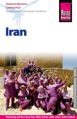 Reise Know-How Reiseführer Iran von Niemann,  Hartmut, Paul,  Ludwig