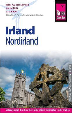 Reise Know-How Reiseführer Irland (mit Nordirland) von Fieß,  Astrid, Kabel,  Lars, Semsek,  Hans Günter