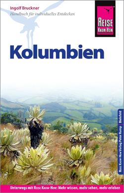 Reise Know-How Reiseführer Kolumbien von Bruckner,  Ingolf