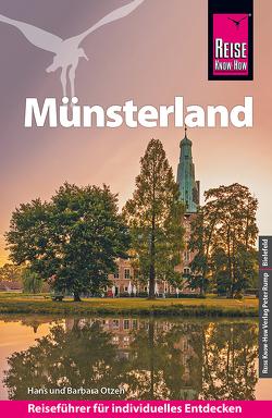 Reise Know-How Reiseführer Münsterland von Otzen,  Barbara, Otzen,  Hans