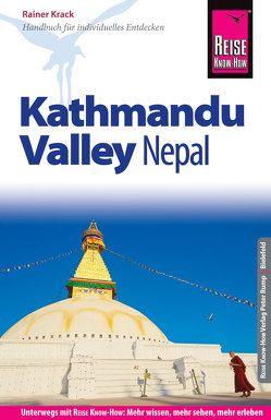 Reise Know-How Reiseführer Nepal: Kathmandu Valley von Krack,  Rainer
