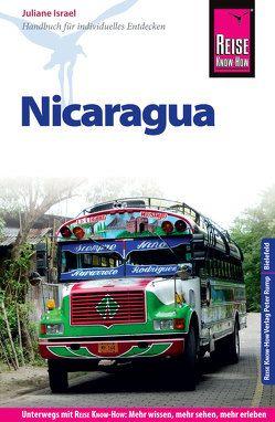 Reise Know-How Reiseführer Nicaragua von Israel,  Juliane
