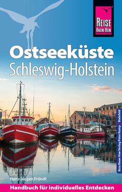 Reise Know-How Reiseführer Ostseeküste Schleswig-Holstein von Fründt,  Hans-Jürgen