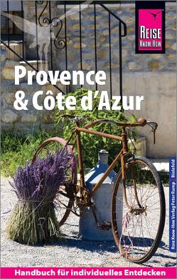 Reise Know-How Reiseführer Provence und Côte d'Azur von Brandenburg,  Stefan, Mache,  Ines