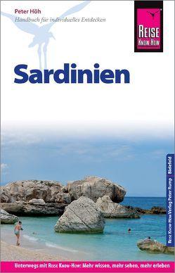 Reise Know-How Reiseführer Sardinien von Höh,  Peter