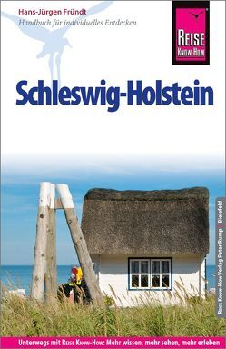 Reise Know-How Reiseführer Schleswig-Holstein von Fründt,  Hans-Jürgen