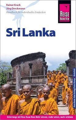 Reise Know-How Reiseführer Sri Lanka von Dreckmann,  Joerg, Krack,  Rainer