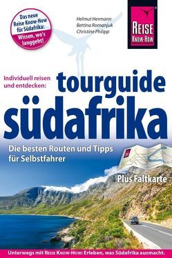 Reise Know-How Reiseführer Südafrika Tourguide von Hermann,  Helmut, Romanjuk,  Bettina