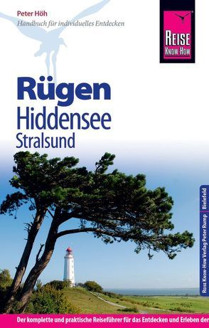Reise Know-How Rügen, Hiddensee, Stralsund von Höh,  Peter