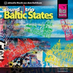 Reise Know-How SoundTrip Baltic States