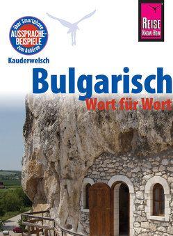 Reise Know-How Sprachführer Bulgarisch – Wort für Wort von Engelbrecht,  Elena