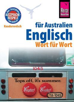 Reise Know-How Sprachführer Englisch für Australien – Wort für Wort von Gilissen,  Elfi H. M.