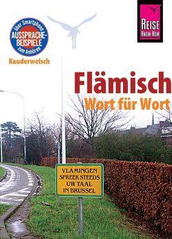 Reise Know-How Sprachführer Flämisch – Wort für Wort von Gilissen,  Elfi H. M.