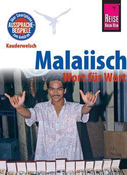 Reise Know-How Sprachführer Malaiisch – Wort für Wort von Lutterjohann,  Martin