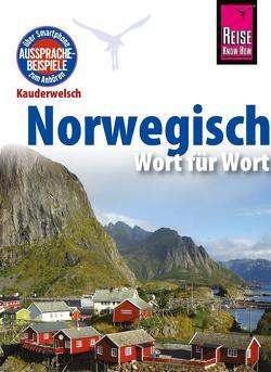 Reise Know-How Sprachführer Norwegisch – Wort für Wort von Som,  O'Niel V