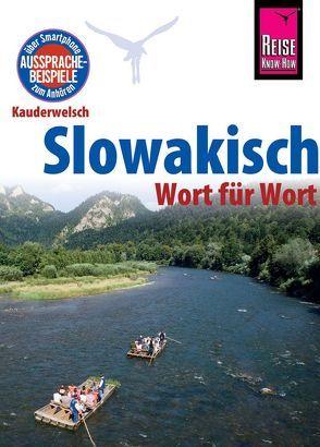 Reise Know-How Sprachführer Slowakisch – Wort für Wort von Nolan,  John