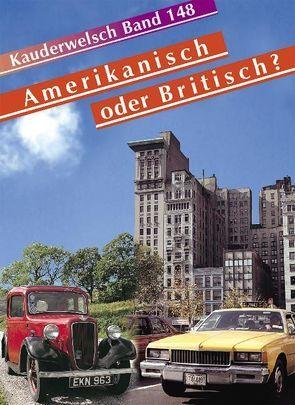 Reise Know-How Sprachführer Amerikanisch oder Britisch? von Carlier,  Francois