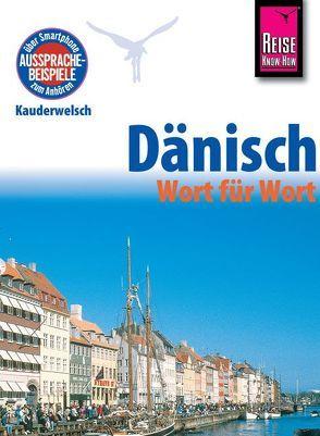 Reise Know-How Sprachführer Dänisch – Wort für Wort von Hoffmann,  Roland
