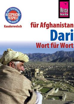 Reise Know-How Sprachführer Dari für Afghanistan – Wort für Wort von Broschk,  Florian, Hakim,  Abdul Hasib