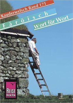 Reise Know-How Sprachführer Färöisch – Wort für Wort von Kölbl,  Richard