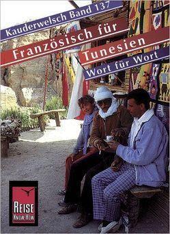 Reise Know-How Sprachführer Französisch für Tunesien – Wort für Wort von Krasa,  Daniel