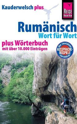 Reise Know-How Sprachführer Rumänisch – Wort für Wort plus Wörterbuch von Salzer,  Jürgen