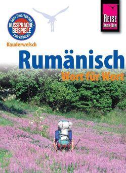 Reise Know-How Sprachführer Rumänisch – Wort für Wort von Salzer,  Jürgen