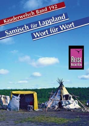Reise Know-How Sprachführer Samisch für Lappland – Wort für Wort von Dauch,  Bettina