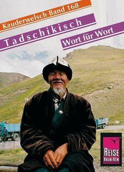 Reise Know-How Sprachführer Tadschikisch – Wort für Wort von Korotkow,  Michael