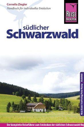 Reise Know-How Südlicher Schwarzwald von Ziegler,  Cornelia