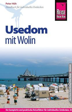 Reise Know-How Usedom mit Wolin von Höh,  Peter