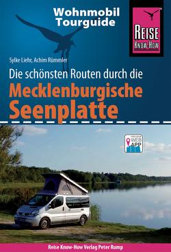 Reise Know-How Wohnmobil-Tourguide Mecklenburgische Seenplatte von Liehr,  Sylke, Rümmler,  Achim