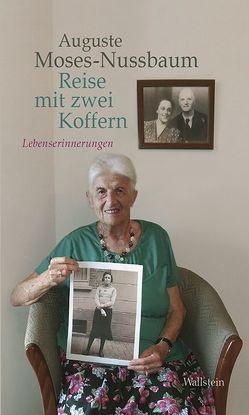 Reise mit zwei Koffern von Kaumkötter,  Jürgen Joseph, Moses-Nussbaum,  Auguste, Rass,  Christoph