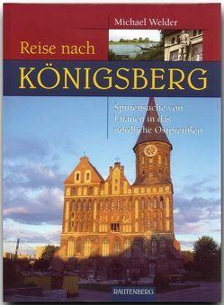 Reise nach Königsberg von Welder,  Michael