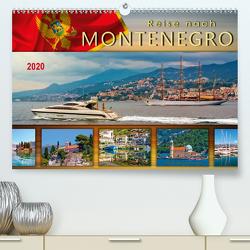 Reise nach Montenegro (Premium, hochwertiger DIN A2 Wandkalender 2020, Kunstdruck in Hochglanz) von Roder,  Peter