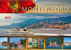 Reise nach Montenegro (Wandkalender 2019 DIN A2 quer) von Roder,  Peter