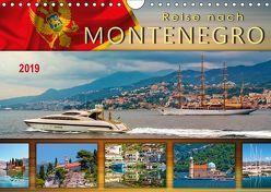 Reise nach Montenegro (Wandkalender 2019 DIN A4 quer) von Roder,  Peter