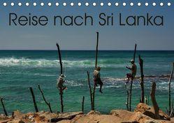 Reise nach Sri Lanka (Tischkalender 2018 DIN A5 quer) von Berlin,  k.A., Schoen,  Andreas