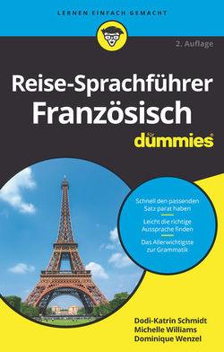 Reise-Sprachführer Französisch für Dummies von Schmidt,  Dodi-Katrin