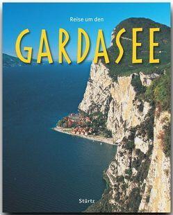 Reise um den Gardasee von Galli,  Max, Mill,  Maria